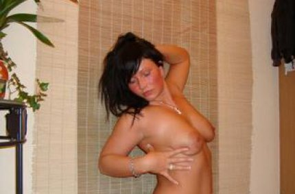 modell privat, oral blow job